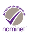 Accredited Registrar Nominet